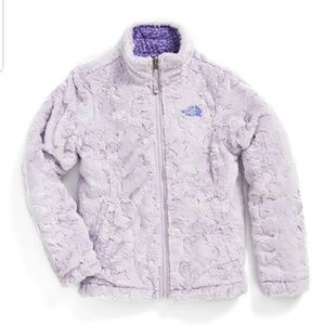 The North Face Purple Reversible Coat